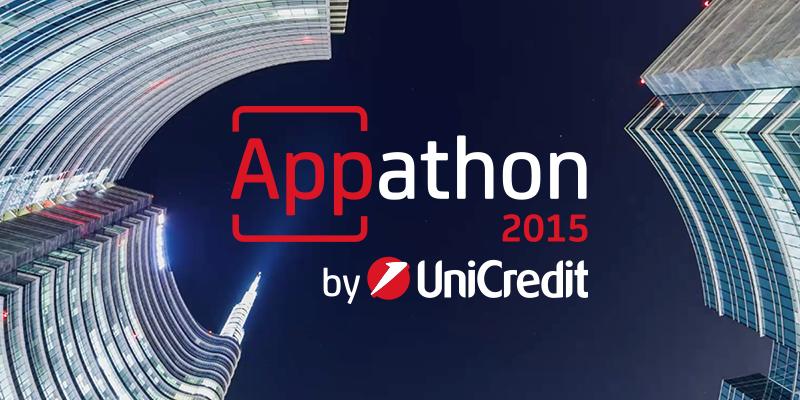 Appathon 2015: l'hackathon di UniCredit per premiare i talenti