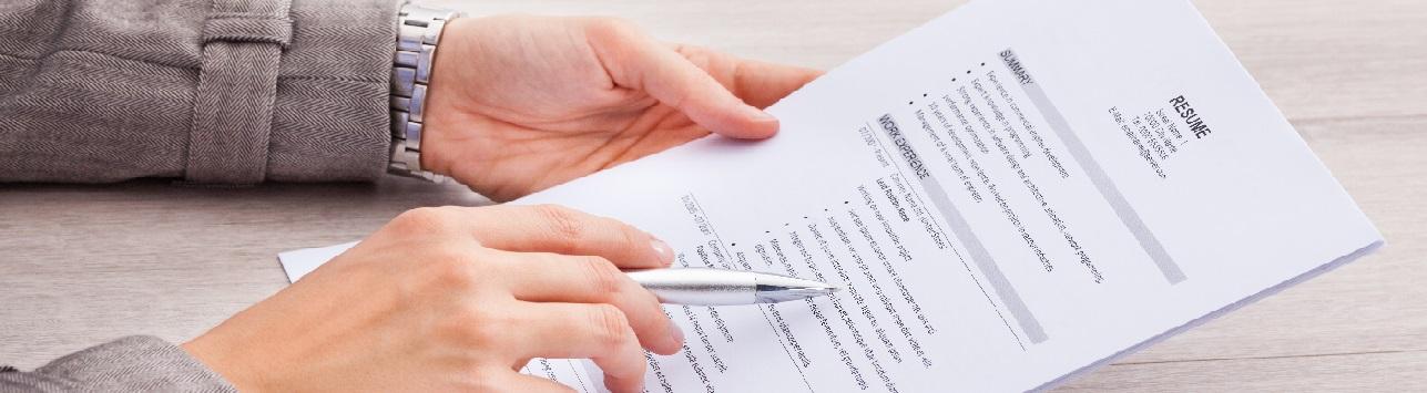 10 consigli per facilitare la lettura del vostro CV da parte dei recruiter